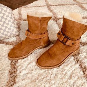 UGG Cedric women boot Chestnut